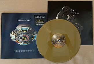 From Out Of Nowhere - Gold Vinyl
