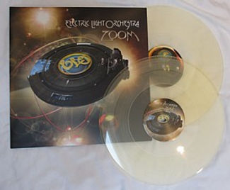 Zoom Re-Issue Clear Vinyl