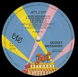 Secret Messages JETLX 527 With Star