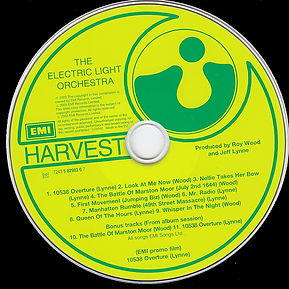 ELO First Light CD 7243 5 82983 0 7
