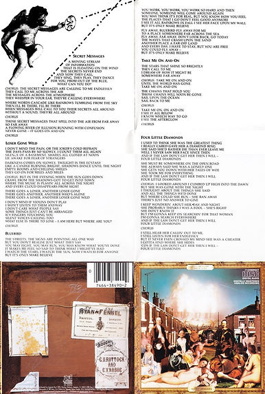 Secret Messages ZK 38490 Lyrics