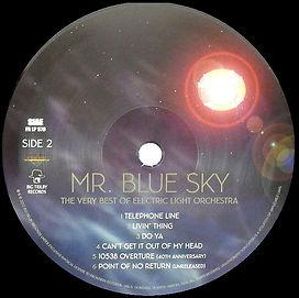 Mr. Blue Sky - FR LP570E