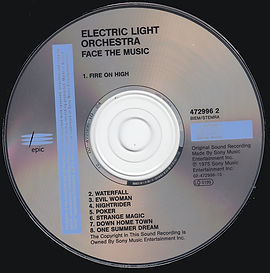 ELO Face The Music - 472996 2