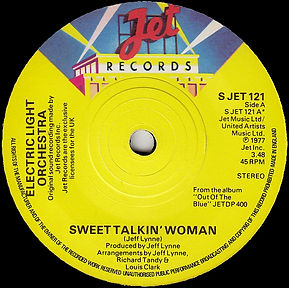 Sweet Talkin' Woman S JET 121