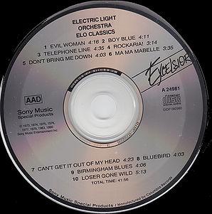 ELO Classics A24981