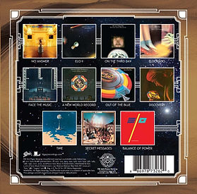 The Classic Albums Collection 8869787326 USA