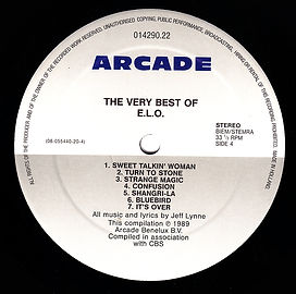 The Very Best Of ELO 01 4290 22