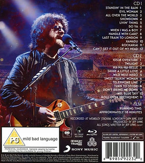 Jeff Lynne's ELO - Wembley or Bust