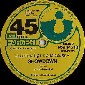 Showdown / Roll Over Beethoven HAR 5121