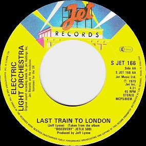 Last Train To London JET 166
