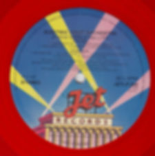 A New World Record Red Vinyl JetLP 200