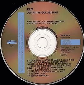 ELO - Definitive Collection