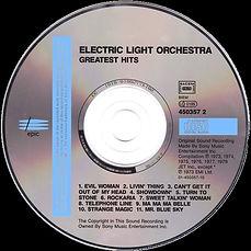 ELO Greatest Hitts EPC 450357 2