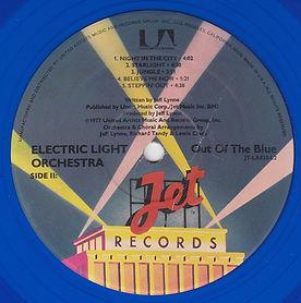 Out Of The Blue JT-LA823-L2 Blue Side 2