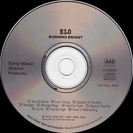 Borning Bright CD A22639