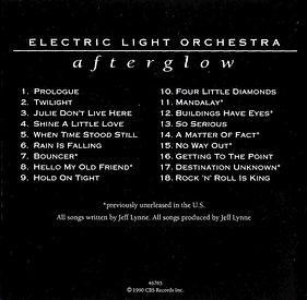 Afterglow Z3K 46090 CD Booklet Rear 3