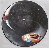 "Ticket To The Moon / Here Is The News 12"" Picture Disc"