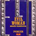 Evil Woman Spain Issue
