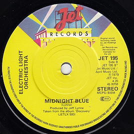 Midnight Blue Jet 195