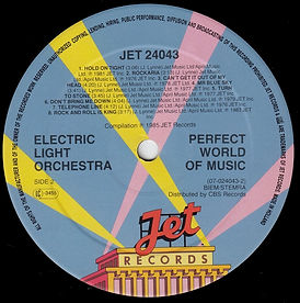 ELO Perfect World Of Music Jet 24043