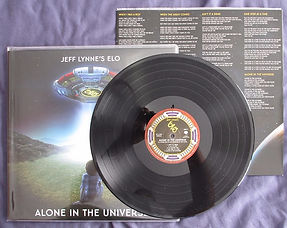 ELO  Alone in the Universe - First Issues 2015