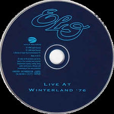LO Live At Winterland '78 - EAMCD038