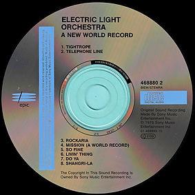 El Arte De E.L.O. CD 468880 2 - Spain