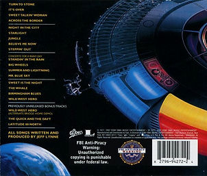 Out Of The Blue CD 82796 94272 2 Rear In