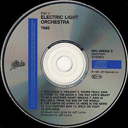 EPC 465224 2 - Time - CD