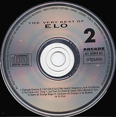 The Very Best of ELO - 01 4292 61
