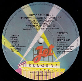 Out Of The Blue JETDP 400 Side 2