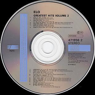 ELO Greatest Hits II 471956 2