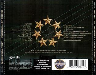 A New World Record CD 69699 85422 2 Bar Code 2