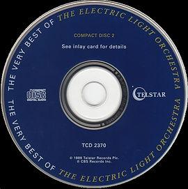 VeryBestELO Telestar 2nd issue 2nd CD.jp