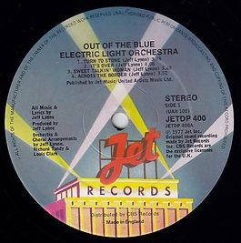 Out Of The Blue JETDP 400 Side 1