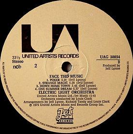 Face The Music UA-30034