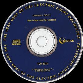 Very Best Of ELO TCD 2370