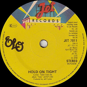 Hold On Tight JET 7011
