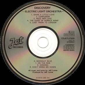 Discovery JetCD500