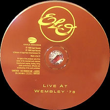 ELO Live At Wembley '78 - EAMCD039
