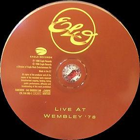 ELO Live At Wembley '78 - EAMCD039