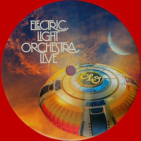 Electric Light Orchestra Live 2001 - LETV096LP