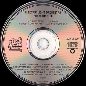 Out Of The Blue CD ZGK 35530 V1