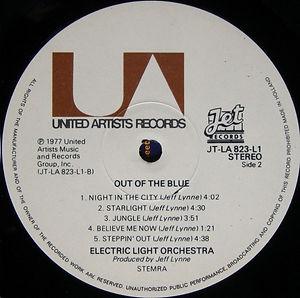 Out of the Blue JT-LA 823 - Holland