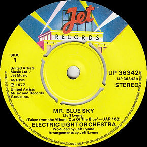 Mr Blue Sky UP 36342
