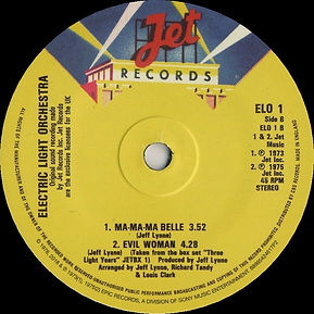 The ELO EP Side B