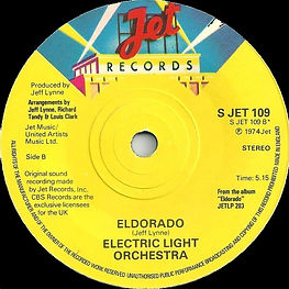 Eldorado B Side  S JET 109