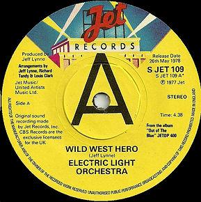 Wild West Hero Promo S Jet 109