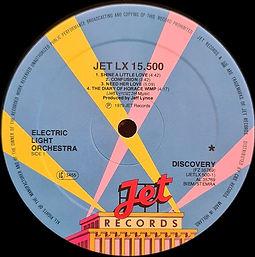 Discovery JET LX 15.500