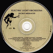 Secret Messages - CD EK 85424
